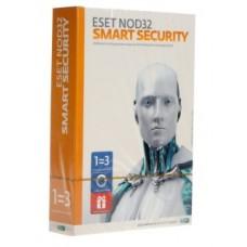 ESET NOD32 Smart Security лиц. на 1 год на 3ПК или на 20 мес, BOX