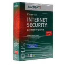 Kaspersky Internet Security Multi-Device, 2-Desktop 1 year Box