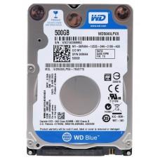 "Жесткий диск 2.5"" SATA-3 500Gb WD Blue"